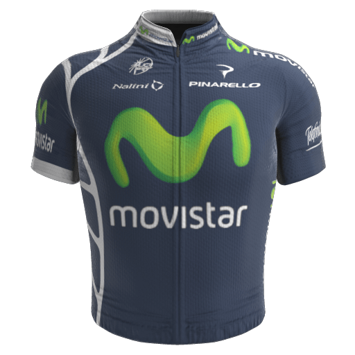 2011 - Movistar Team Maillot