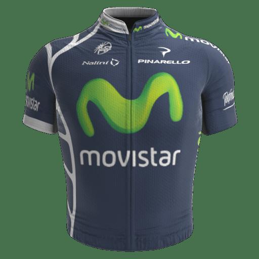 2011 - Movistar Team Maillot