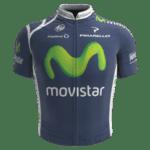 2012 - Movistar Team Maillot