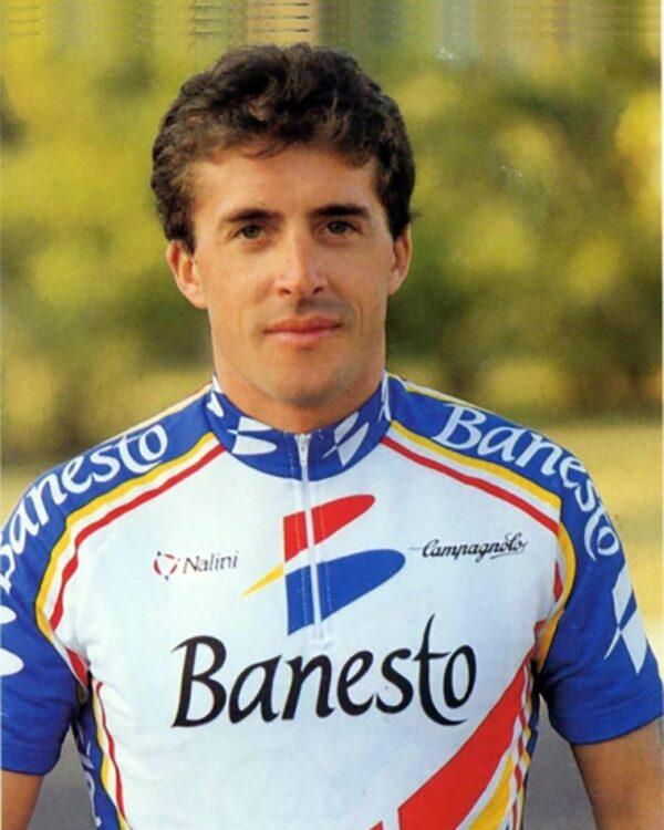 Pedro Delgado Photo