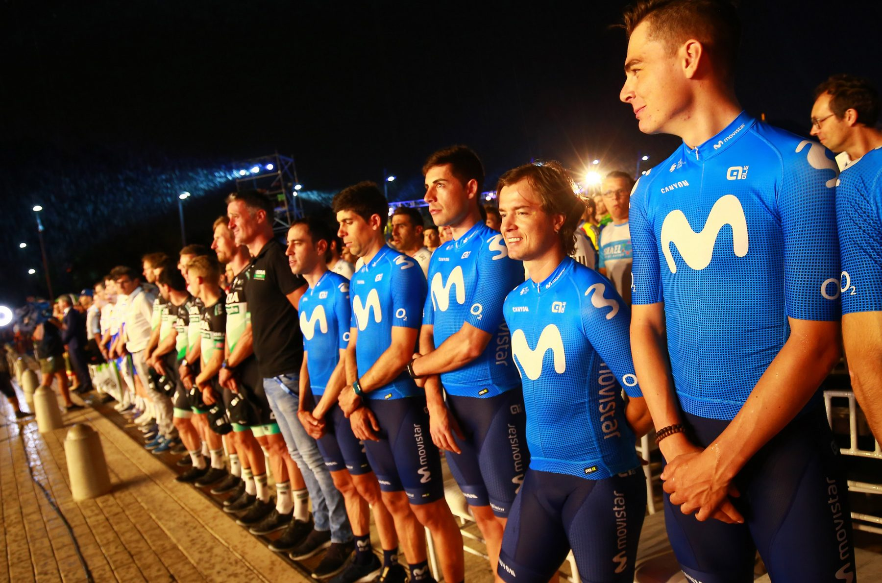 Imagen de la noticia 'Movistar Team ready for 2020 Vuelta a San Juan'