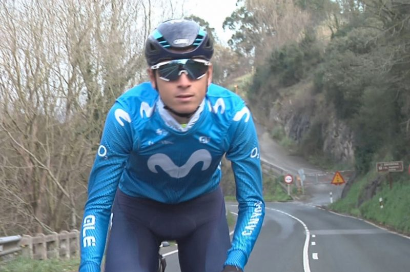 Imagen de la noticia 'Iñigo Elosegui: a brilliant Basque hopeful for the Movistar Team'