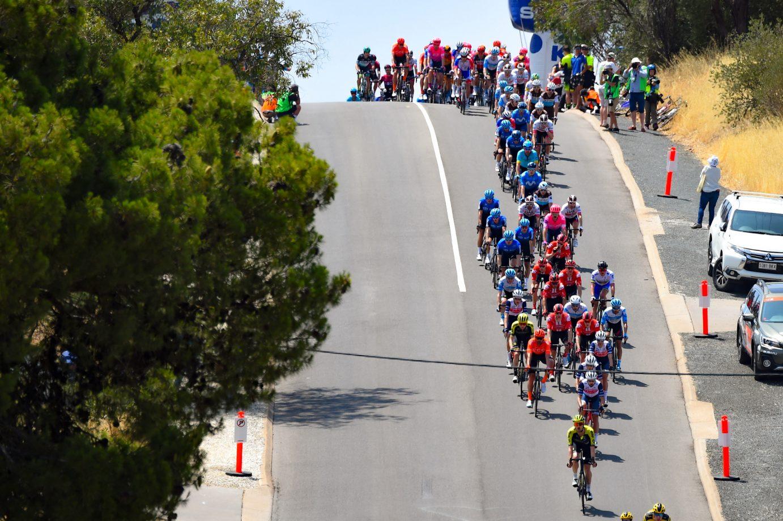 Imagen de la noticia Cullaigh (11th) in the mix at stage one sprint in Tanunda