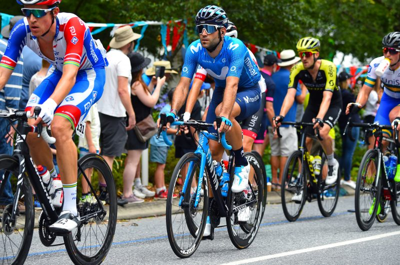 Imagen de la noticia Crashes keep Movistar Team away from stage contention in Stirling