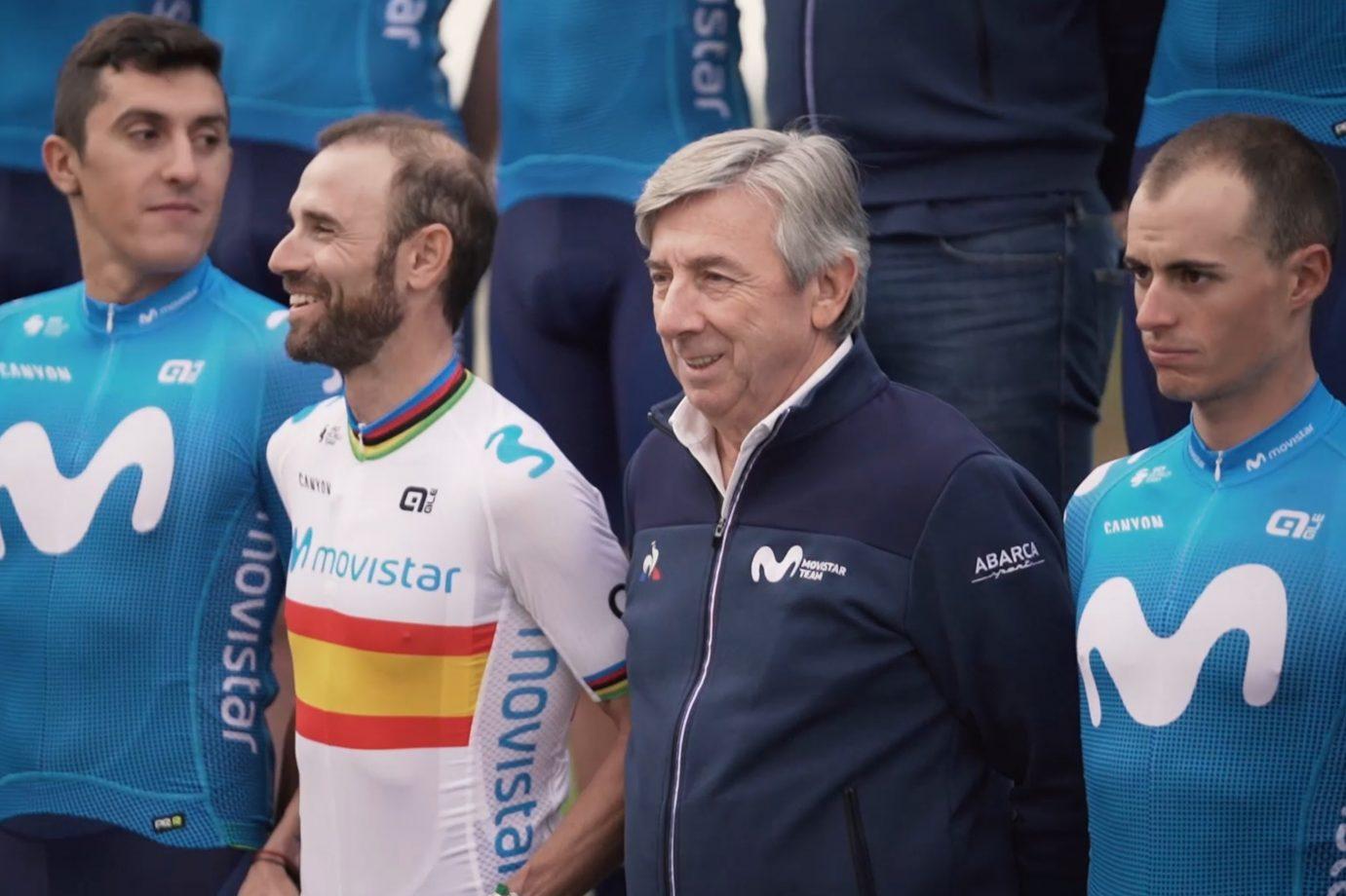Imagen de la noticia 'Valverde, Soler & Mas: 2020 men's Movistar Team Preview'