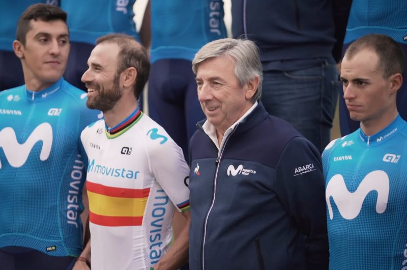 Imagen de la noticia 'Valverde, Soler & Mas: 2020 men's Movistar Team Preview'