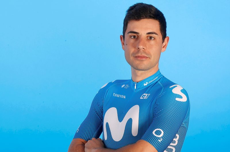 Imagen de la noticia 'Sebastián Mora aiming high with Movistar Team in 2020'