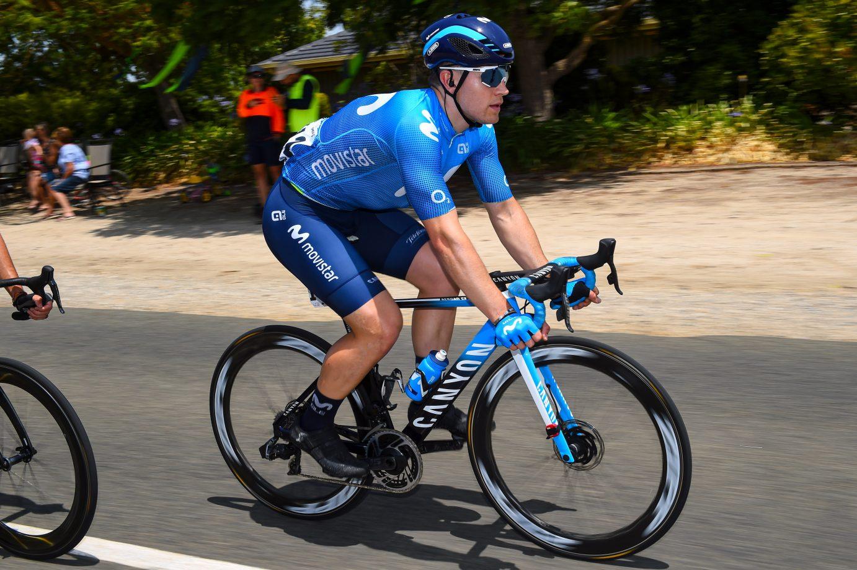 Imagen de la noticia 'Cullaigh (11th) in the mix at stage one sprint in Tanunda'
