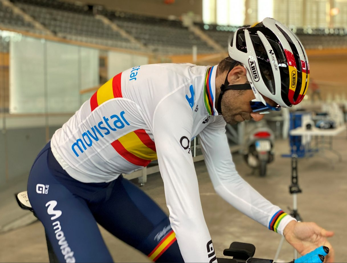 Imagen de la noticia 'Aero testing and pre-Challenge training for Blues in Mallorca'