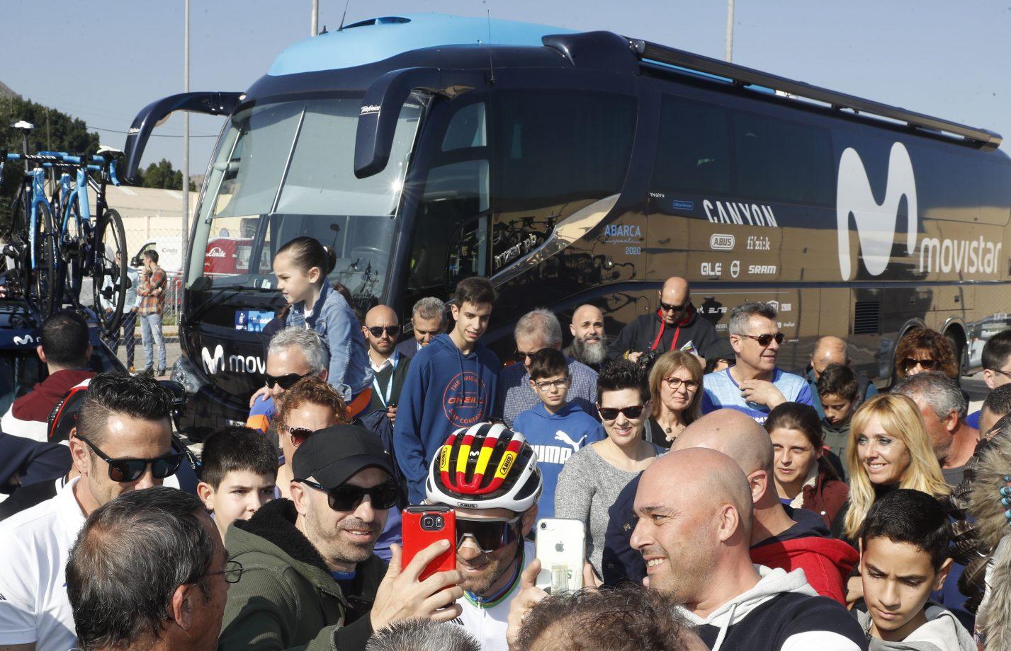 News' imageValverde, al ataque en 'su' Sierra Espuña