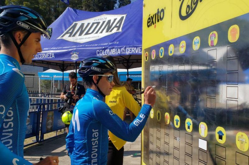 Imagen de la noticia Blues unscathed before first hilly finish in Colombia