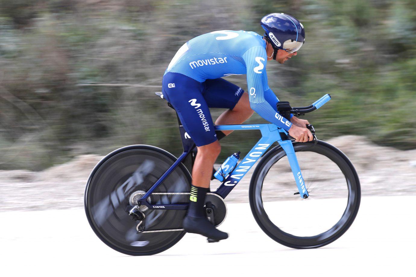 News' image'Oliveira, 9º en la CRI de Mijas; Soler termina Andalucía en 8º puesto'