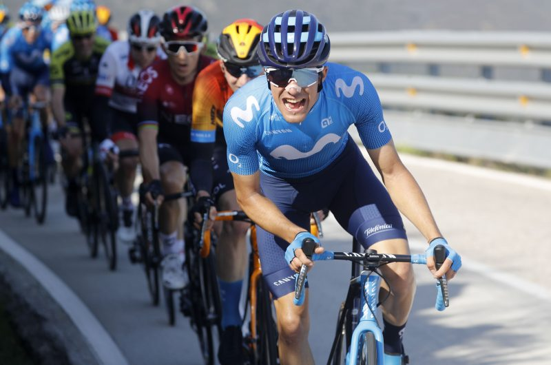 Imagen de la noticia 'Sergio Samitier: a big chance for a young Spanish allrounder in the WorldTour'