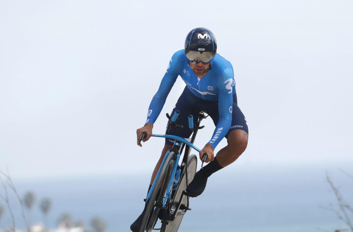 News' imageOliveira, 9º en la CRI de Mijas; Soler termina Andalucía en 8º puesto