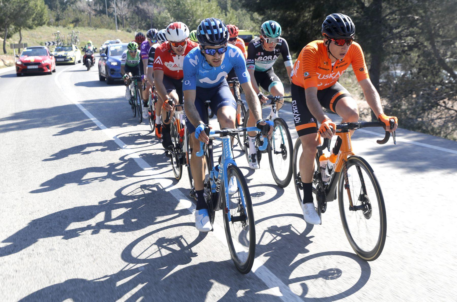 News' image'Carretero (9º), en una fuga decisiva en Caravaca'