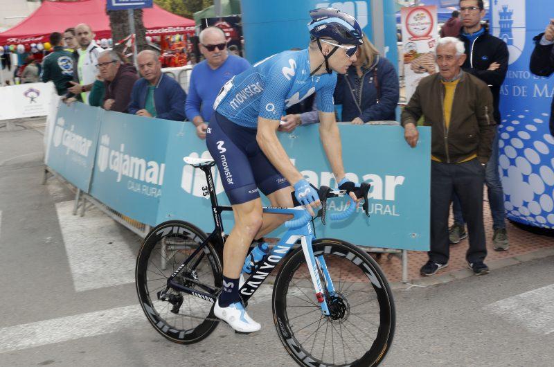 Imagen de la noticia 'Roelandts (12th) full of commitment at difficult Almería sprint'