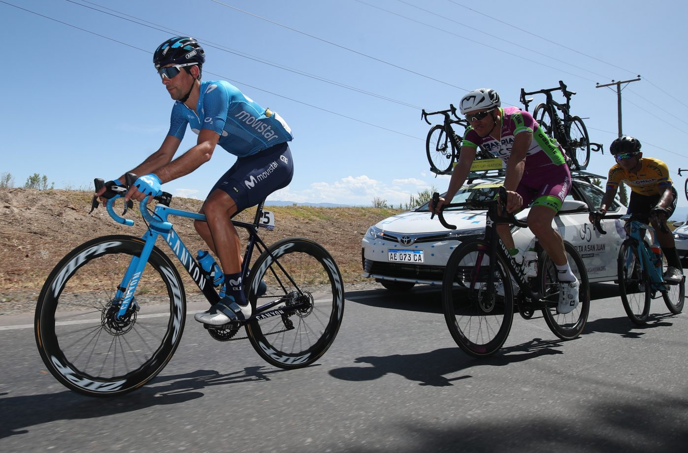 Imagen de la noticia 'Stress and speed in the penultimate battle; Oliveira remains in 6th'
