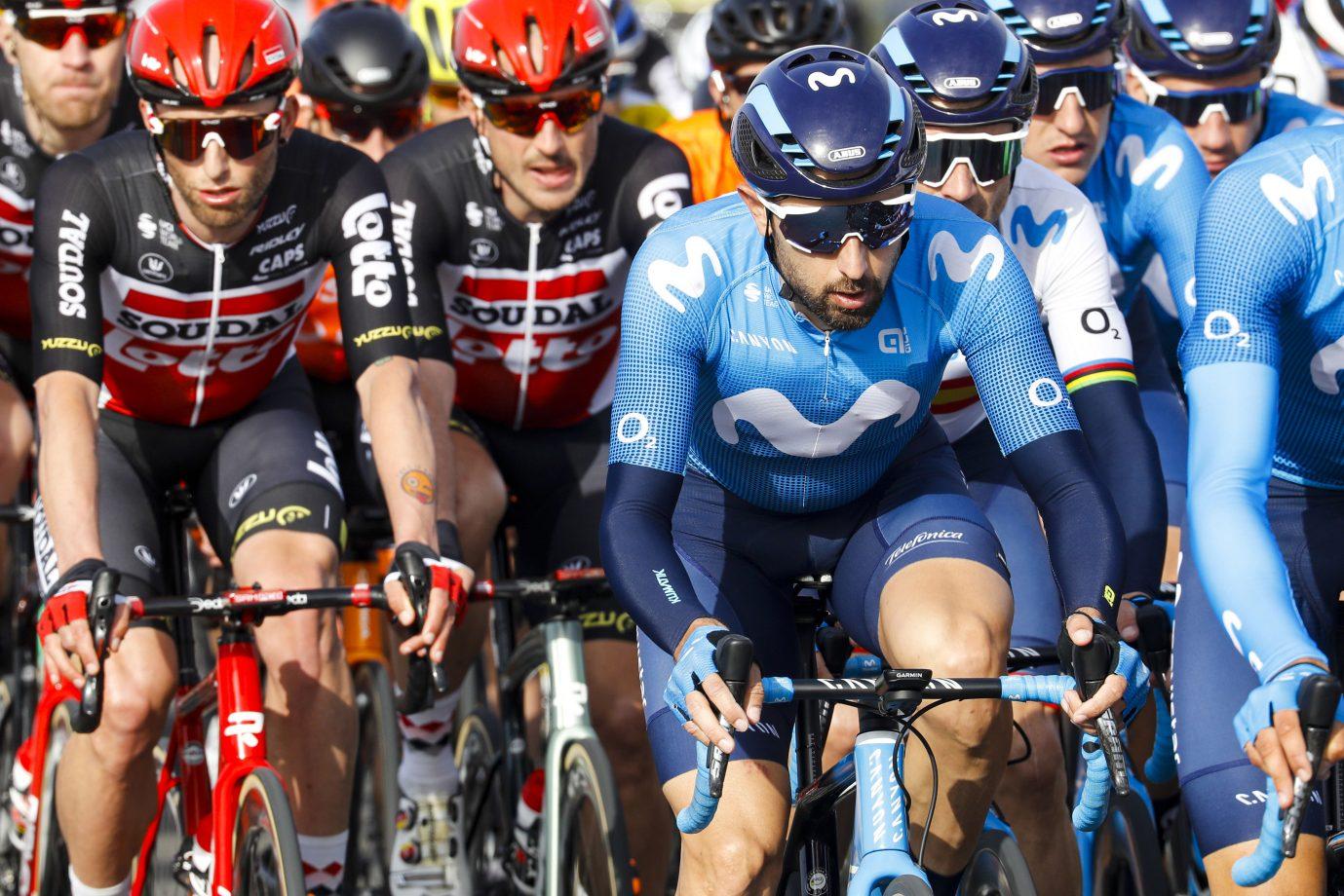 Imagen de la noticia Valverde inside GC top-ten in Vuelta CV after Queen stage
