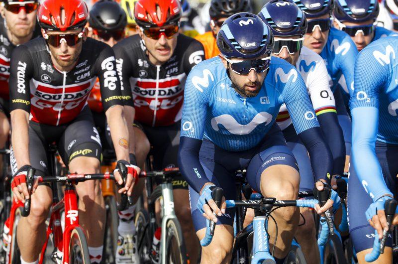 News' imageValverde, en el top-ten de la Vuelta CV tras la durísima etapa 'reina'