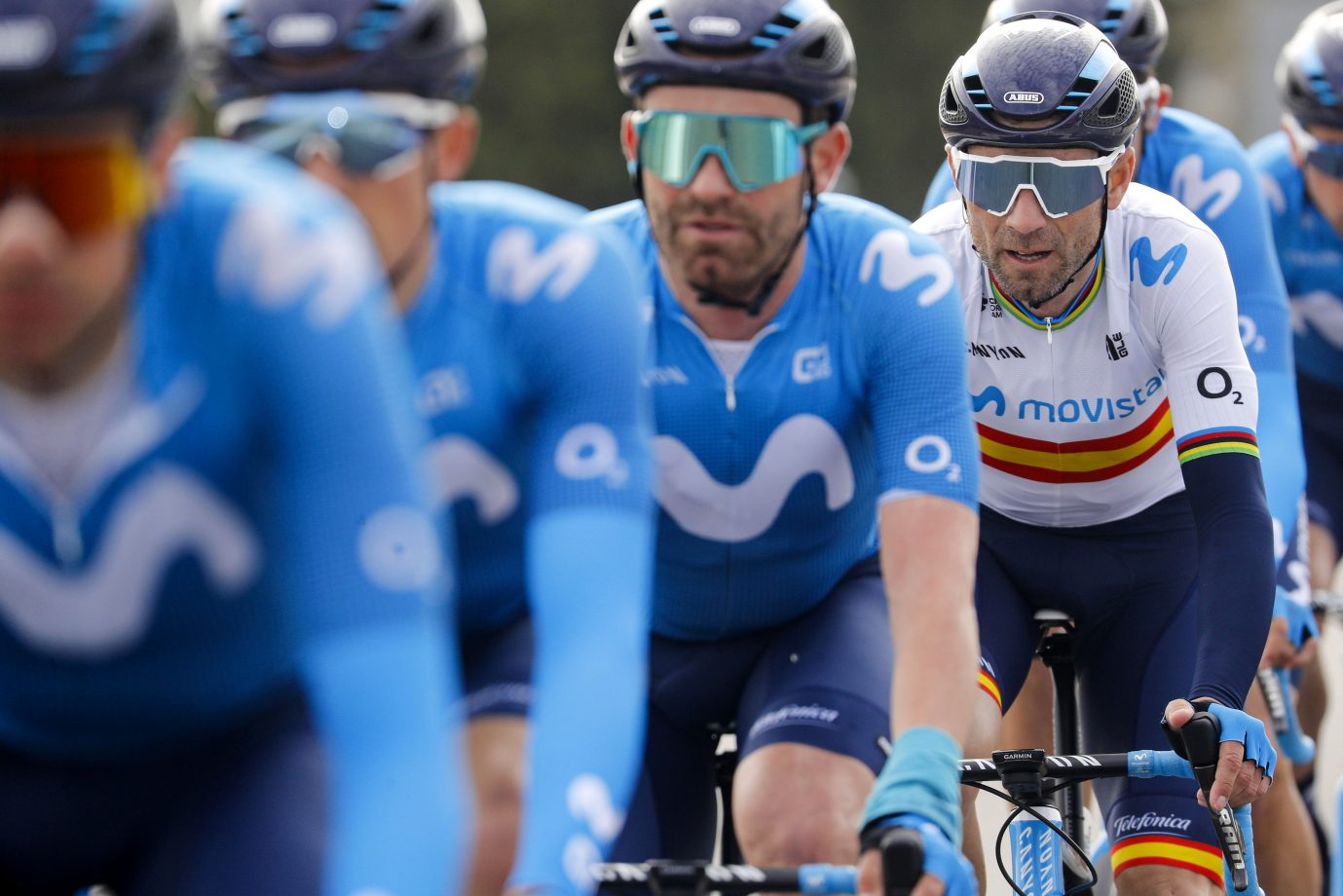 Imagen de la noticia 'Valverde inside GC top-ten in Vuelta CV after Queen stage'