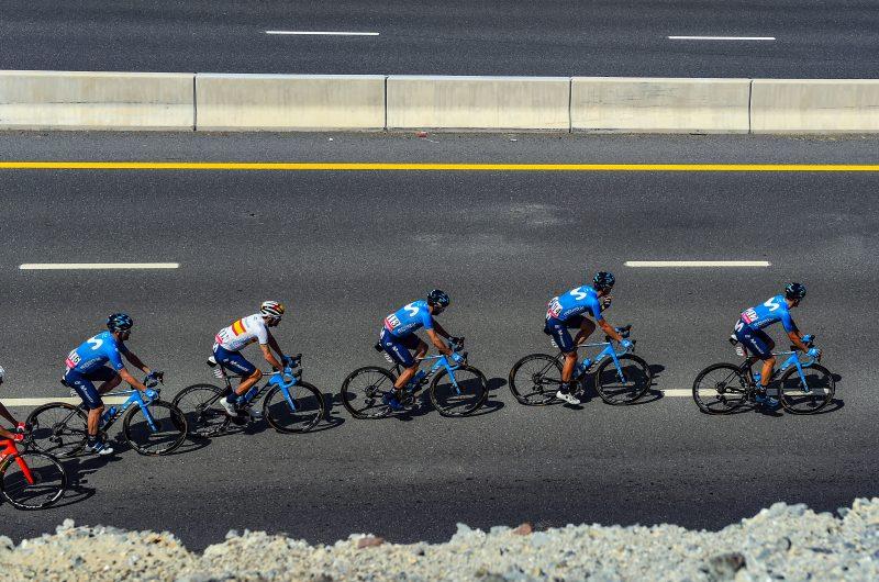News' imageValverde (13º), en el sitio correcto antes de Jebel Hafeet