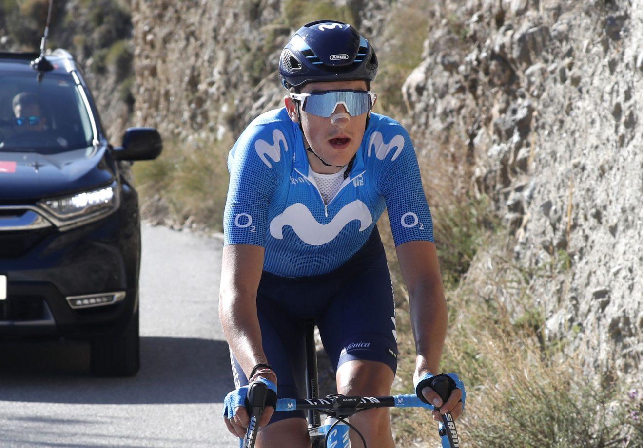 Imagen de la noticia 'Soler (7th) again near top contenders in Granada'