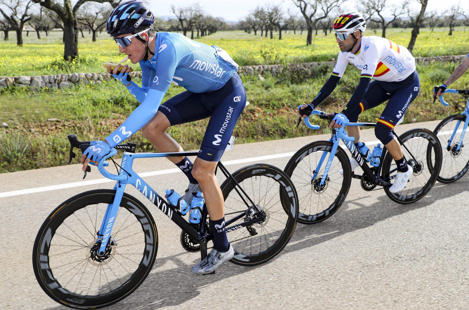News' image'Soler y Valverde, una dupla en forma para la Vuelta CV'