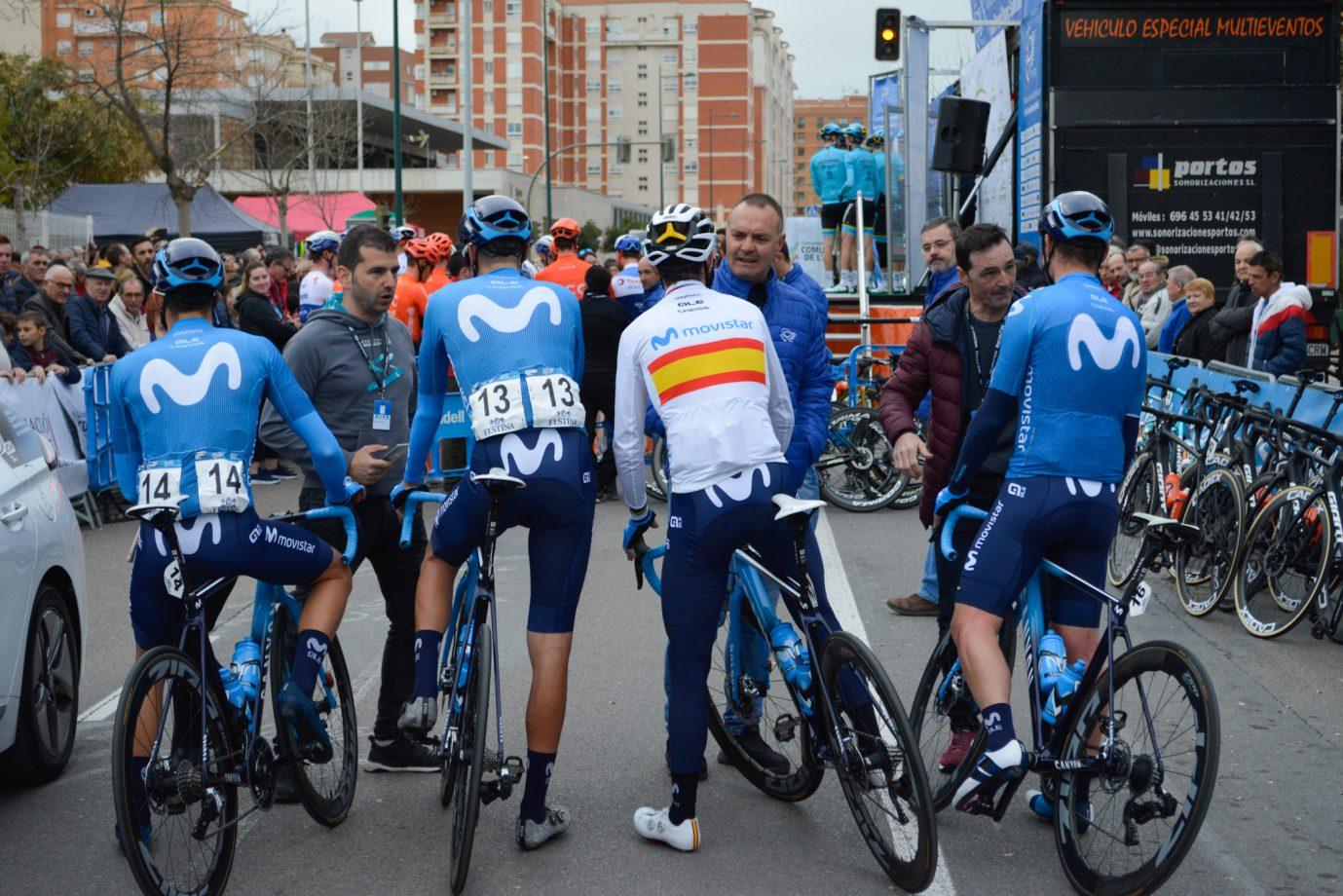Imagen de la noticia Soler, Valverde away from trouble in Castellón opener
