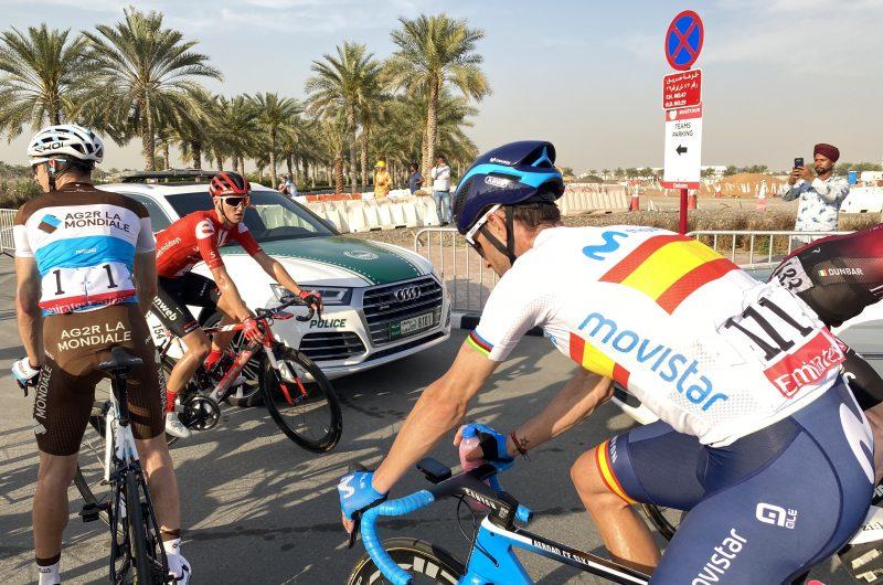 Imagen de la noticia Blues safe at UAE opener in Dubai, Rojas 9th
