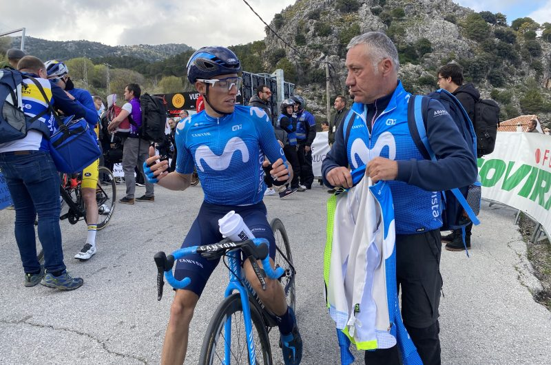 Imagen de la noticia Soler just off top-ten in Grazalema opener