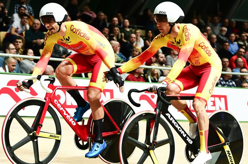 Imagen de la noticia 'Mora, Torres into Spanish NT for Berlin Track Worlds (Feb 27 – Mar 1st)'