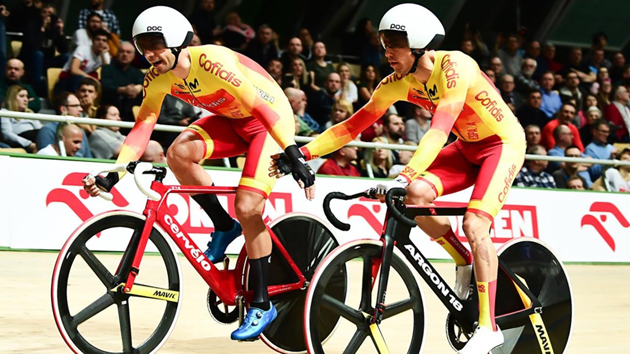 Imagen de la noticia 'Mora, Torres into Spanish NT for Berlin Track Worlds (Feb 27 – Mar 1st)'