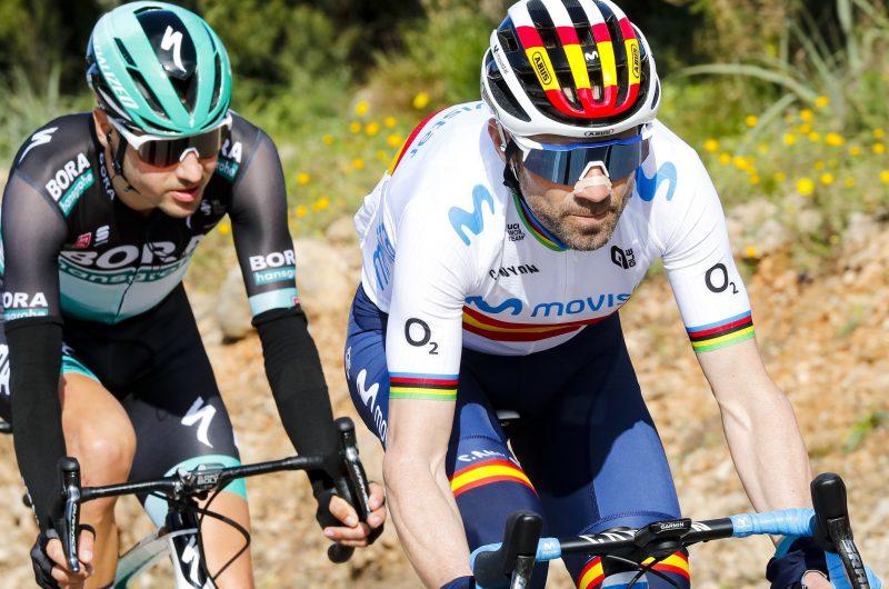 News' image'Valverde valora el aplazamiento de los JJOO de Tokio'