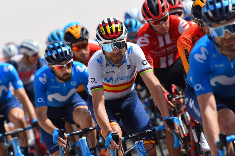 Imagen de la noticia 'A gift you don't want to miss: Alé giveaway with 1 Spanish champ kit from Alejandro Valverde'
