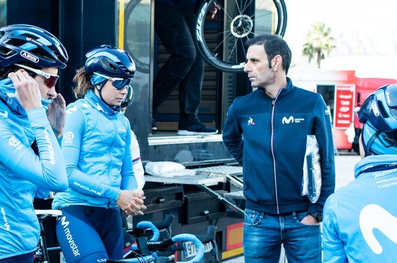 News' image'Movistar Team Talks: Patxi Vila, la preparación, su regreso a casa y su trabajo de cambio'