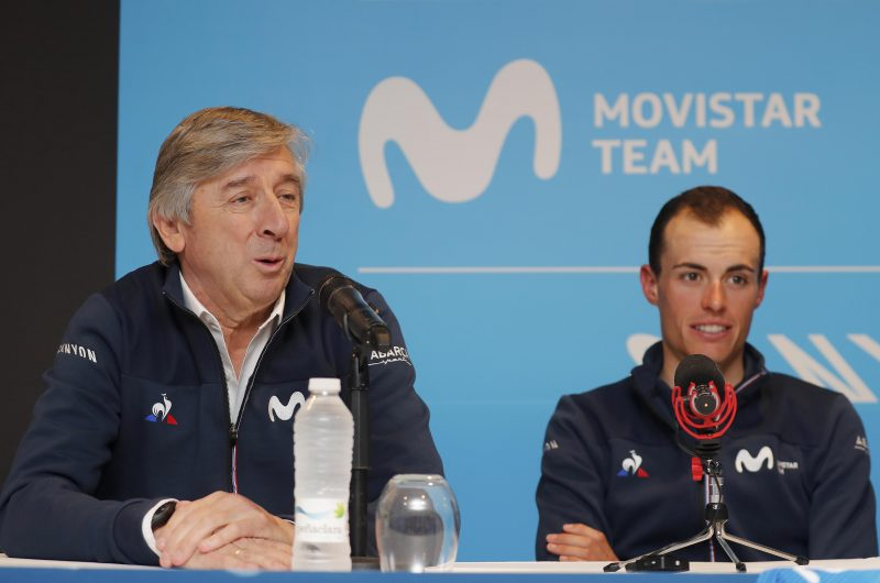 News' image'Eusebio Unzué valora la reestructuración del calendario UCI 2020'