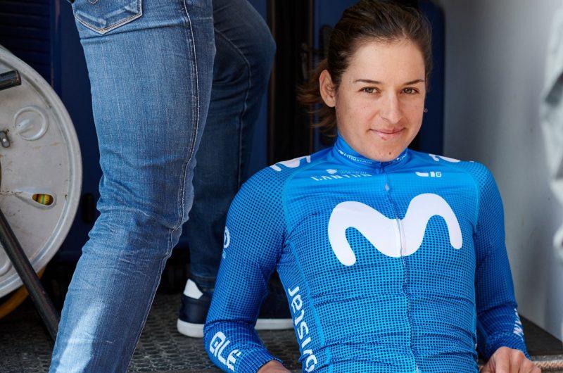 News' image'Movistar Team Talks: Barbara Guarischi, su visión del liderazgo y la confianza que necesitan las 'azules''