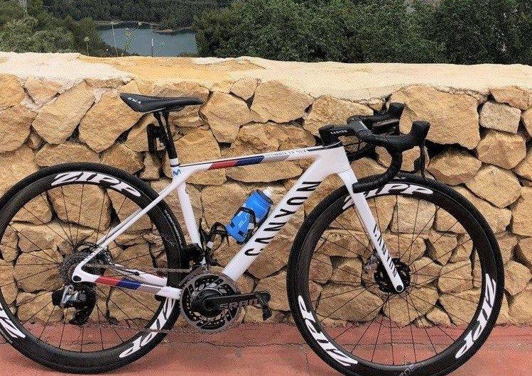 Imagen de la noticia 'Jelena Erić brought new Serbian champion Canyon bike'
