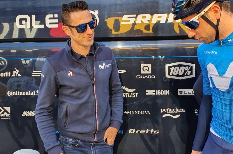 News' image'Movistar Team Talks: Juan Carlos Escámez, uno de nuestros 'ángeles de la guarda' más apreciados'