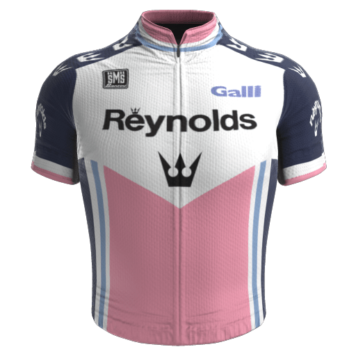 1981 - Reynolds Maillot