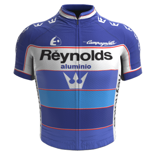1983 - Reynolds Maillot