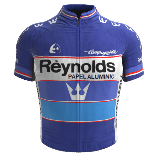 1984 - Reynolds Maillot