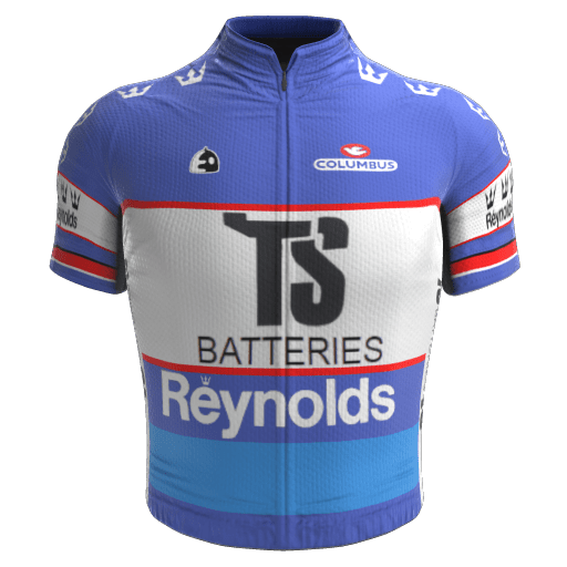 1986 - Reynolds Maillot