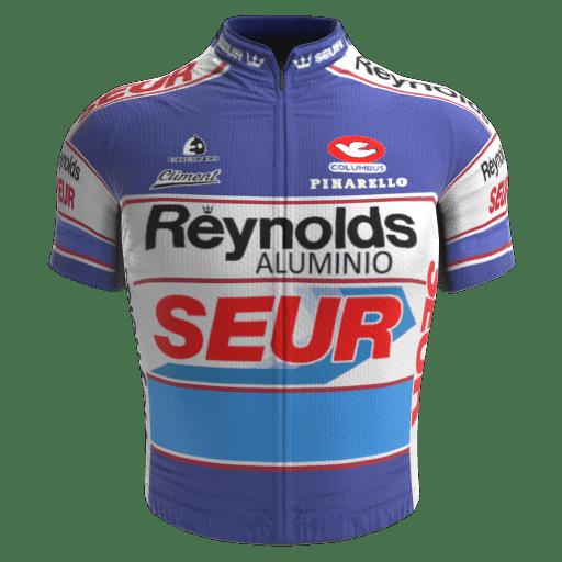 1987 - Reynolds-Seur Maillot