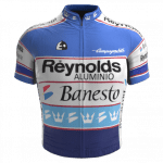 1989 - Reynolds-Banesto Maillot