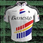 1990 - Banesto Maillot