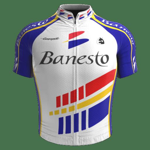1991 - Banesto Maillot