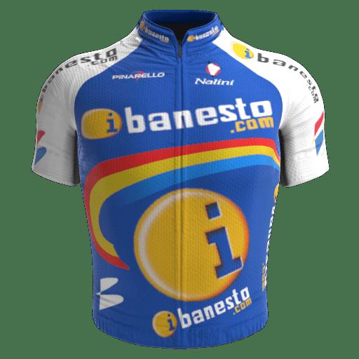 2001 - IBanesto.com Maillot