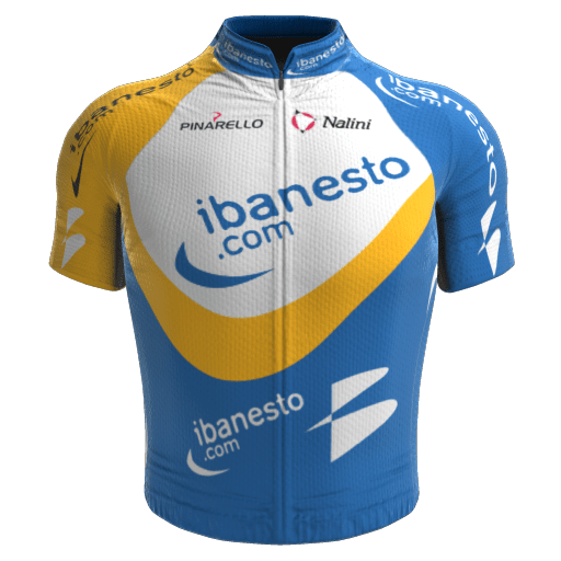 2003 - IBanesto.com Maillot