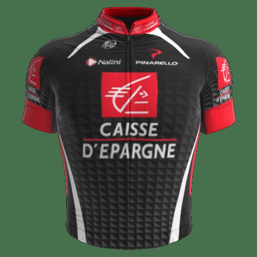 2007 - Caisse d'Epargne Maillot